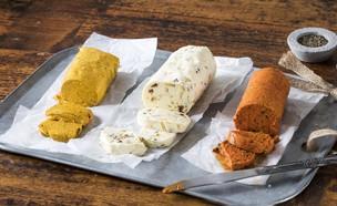 חמאה מתובלת (צילום: אפיק גבאי, בבושקה הפקות ל-mako)