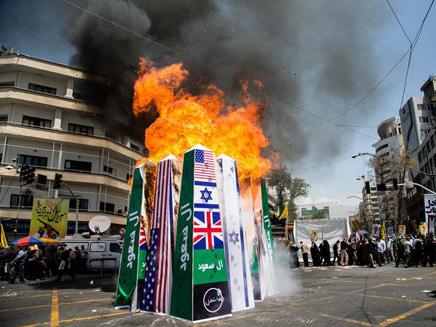 אירן וישראל: ארבעה עשורים של איבה ואיומים...