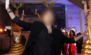 השחקן שנעצר (צילום: פלאש 90 / משה שי)