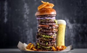 אתגר המבורגרים, BBB (צילום: גליה אבירם, יחסי ציבור)