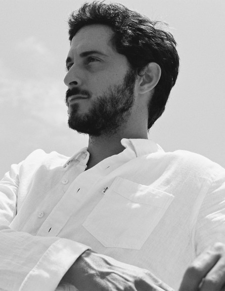 תומר קאפון (צילום: מירב בן לולו)