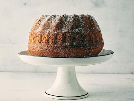 עוגת לוטוס פקאן בחושה