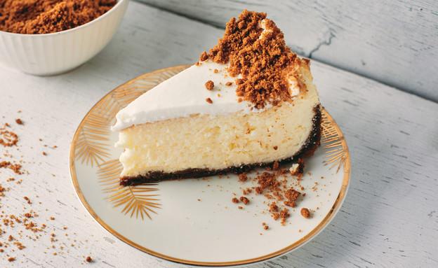 עוגת גבינה לימונית (צילום: אמיר מנחם, אוכל טוב)