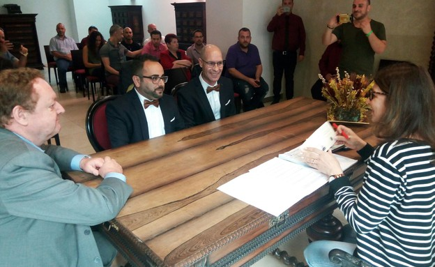 חתונות גאות בליסבון (צילום: ליאון קיכלר)