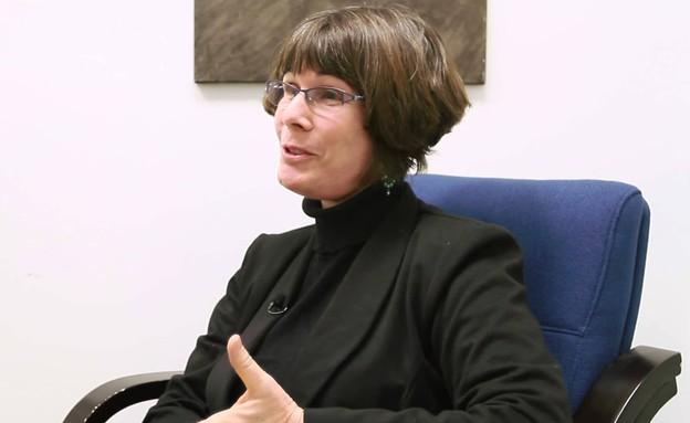 פרופסור רחל לב-ויזל (צילום: באדיבות אוניברסיטת חיפה)