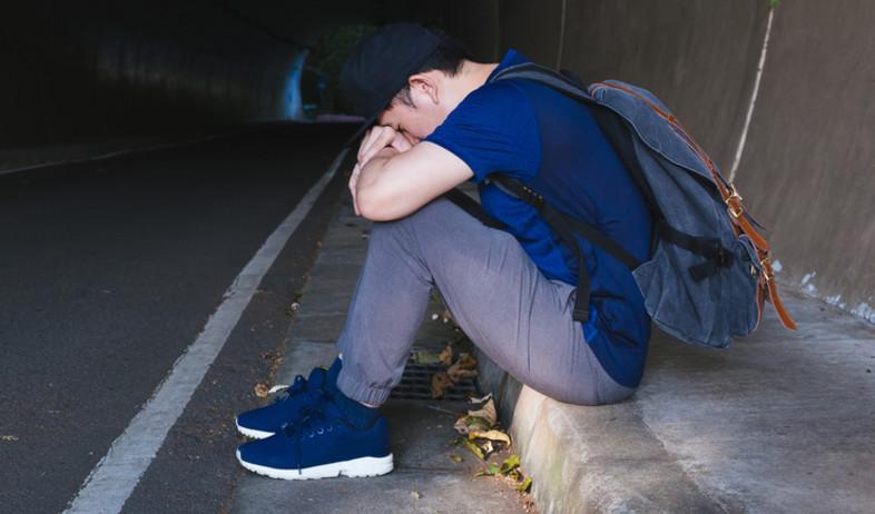 נער ברחוב (צילום: ShutterStock)