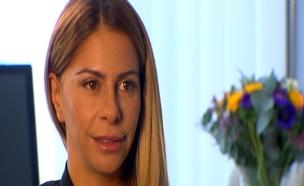 ראיון עם ענבל אור (צילום: חדשות 2)