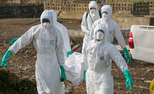מצב חירום קונגו בגלל התפשטות הנגיף (צילום: רויטרס)