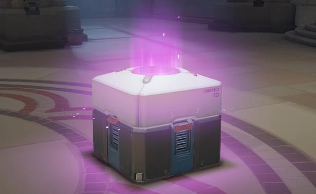 Loot Box (צילום: צילום מסך, Game In Mako)