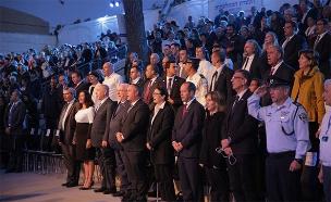 הצטרפו לשידור הישיר מהטקס (צילום: הלל מאיר/TPS)
