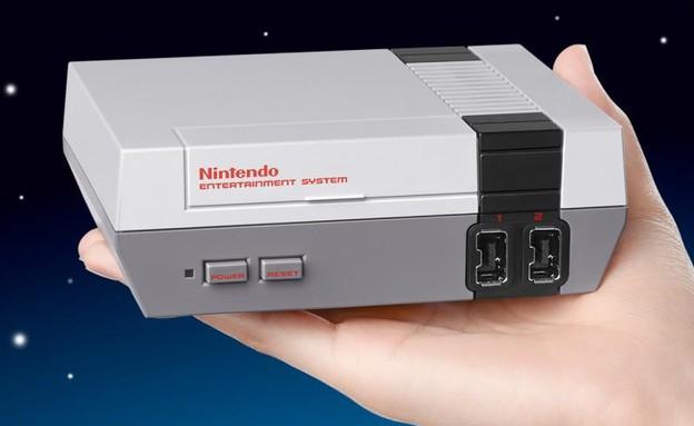 NES mini (צילום: יחסי ציבור)
