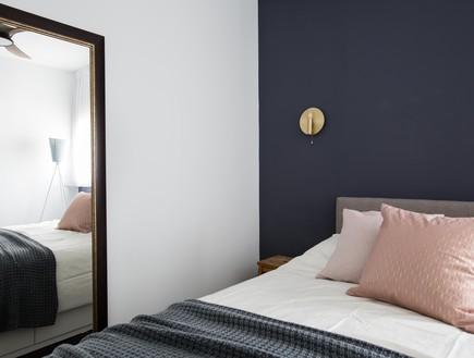 בית בתל אביב, עיצוב ליאור לסנר, חדר שינה (20)