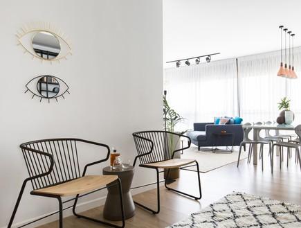 בית בתל אביב, עיצוב ליאור לסנר, כניסה (12)