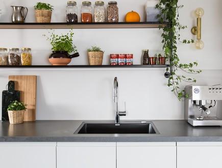 בית בתל אביב, עיצוב ליאור לסנר, מטבח (8)