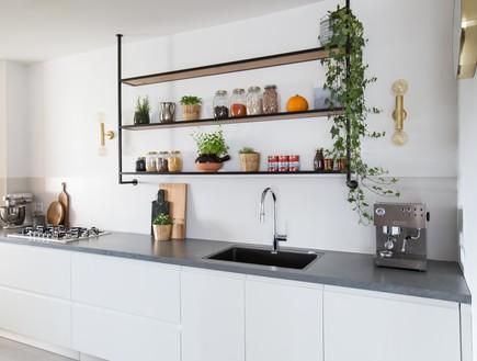 בית בתל אביב, עיצוב ליאור לסנר, מטבח (10)