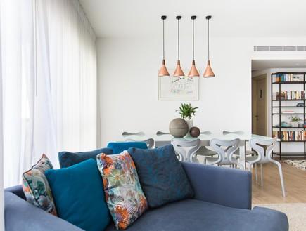בית בתל אביב, עיצוב ליאור לסנר, סלון (15)