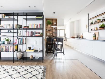 בית בתל אביב, עיצוב ליאור לסנר, סלון (23)