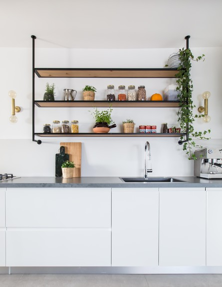 בית בתל אביב, ג, עיצוב ליאור לסנר, מטבח (6)