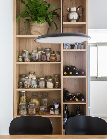 בית בתל אביב, ג, עיצוב ליאור לסנר, מטבח (8)