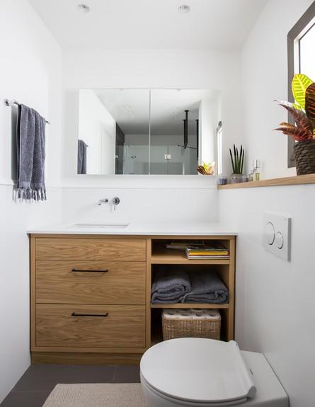 בית בתל אביב, עיצוב ליאור לסנר, חדר רחצה (24)