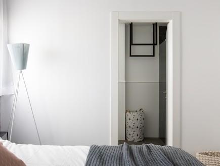 בית בתל אביב, עיצוב ליאור לסנר, חדר שינה (18)