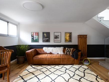בית בהרצליה, עיצוב אורית דרום, חדר הקרנה (17)