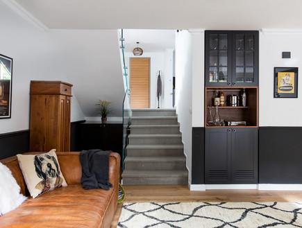 בית בהרצליה, עיצוב אורית דרום, חדר הקרנה (18)