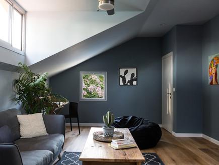 בית בהרצליה, עיצוב אורית דרום, חדר משפחה (26)