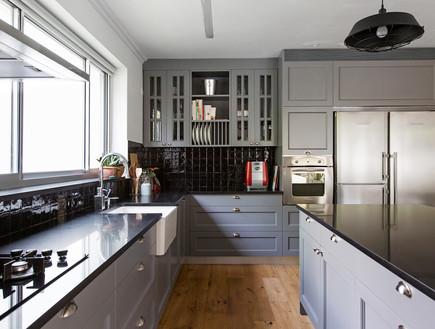 בית בהרצליה, עיצוב אורית דרום, מטבח