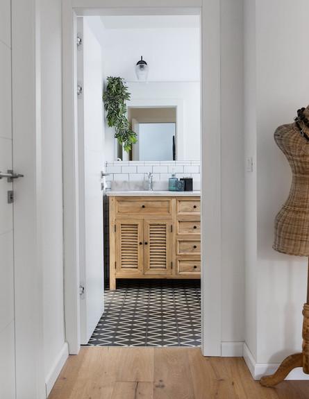 בית בהרצליה, ג, עיצוב אורית דרום, חדר רחצה הורים (32)