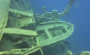"""מה מסתתר מאחורי """"הטיטאניק של קפריסין""""? (צילום: החדשות)"""