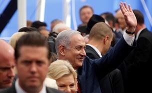 מיטב התמונות מהאירוע המדיני המשותף בירושלים (צילום: רויטרס)