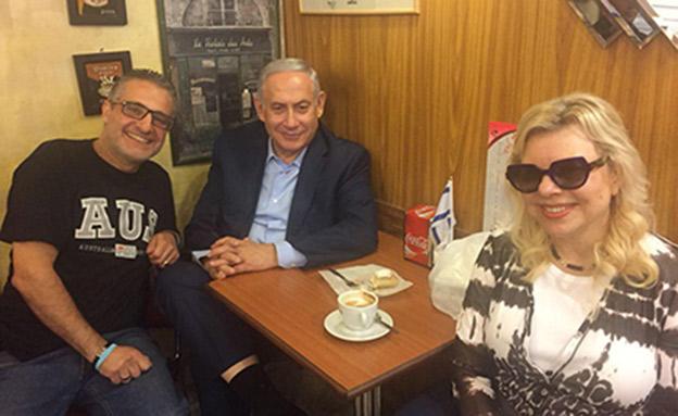 """קפה """"דובשנית"""" (צילום: רדיו ירושלים)"""