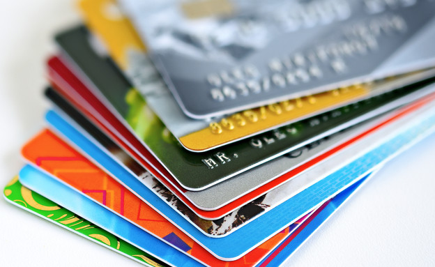 כרטיסי אשראי (צילום: Olleg, Shutterstock)