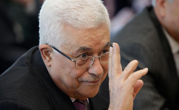 אבו מאזן מחזיר את השגריר (צילום: AP)