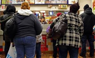 מהיום: השמנה מוגדרת מחלה. ארכיון (צילום: רויטרס)