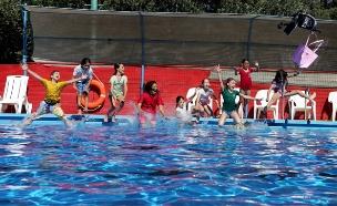 ילדים בקייטנה בחופש הגדול, אילוסטרציה (צילום: אדי ישראל / פלאש 90)