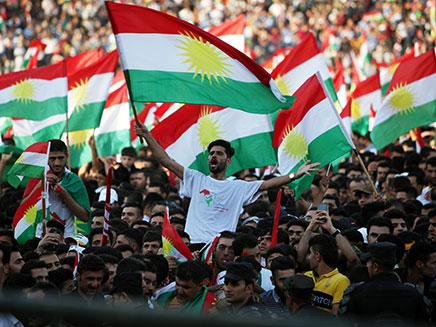 ישראל תכיר בעצמאות החבל הכורדי?