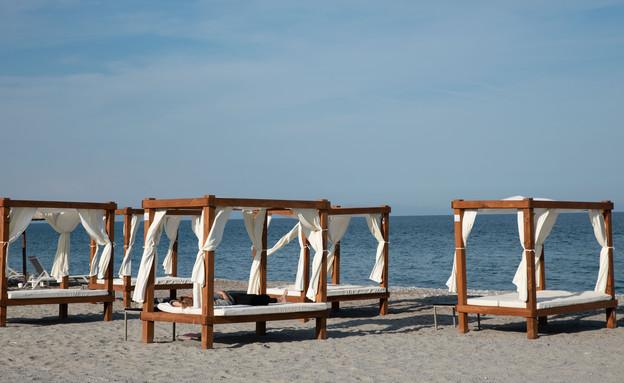 חוף הים (צילום: ניצן אסף)