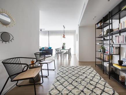בית בתל אביב, עיצוב ליאור לסנר, כניסה (11)