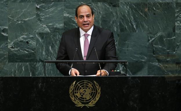 """נשיא מצרים: """"מעבר השגרירות גורם לאי יציבות"""" (צילום: רויטרס)"""