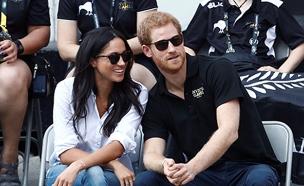 היכרות קצרה - וחתונה. הנסיך הארי ומייגן (צילום: רויטרס)