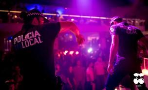 הרקדנים במועדון הפאשה (צילום: Facebook - Pasha)