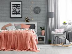 כדאי לנסות בבית: 6 טיפים לחדר שינה מושלם