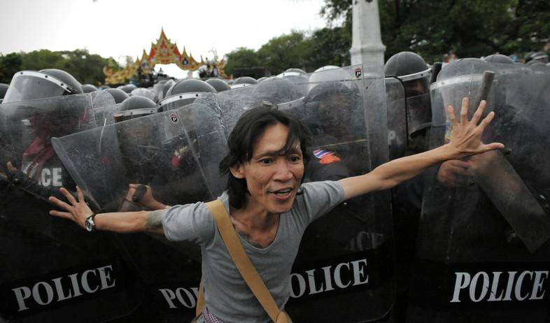 הפגנה (צילום: shutterstock)