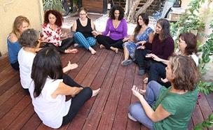 """לקבל עוצמה מעוד נשים (צילום: קהילת """"גדולה"""")"""