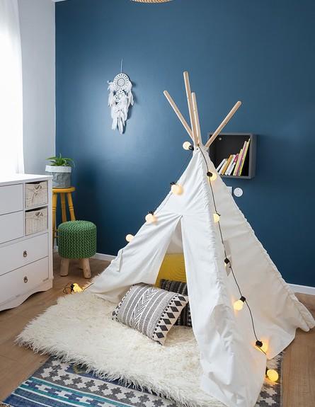 דירה בהרצליה, ג, עיצוב עדידה הלבשת בתים, חדר ילדים - 35 (צילום: שי אפשטיין)