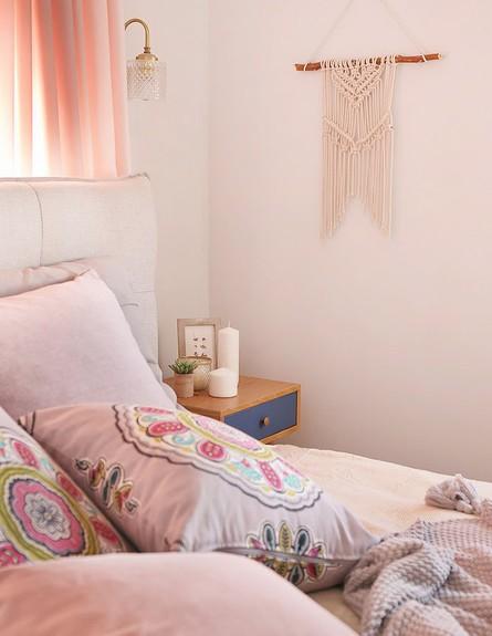 דירה בהרצליה, ג, עיצוב עדידה הלבשת בתים, חדר שינה - 34 (צילום: שי אפשטיין)