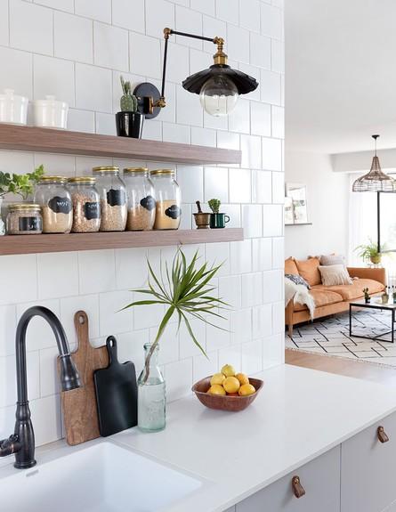 דירה בהרצליה, ג, עיצוב עדידה הלבשת בתים, מטבח - 35 (צילום: שי אפשטיין)