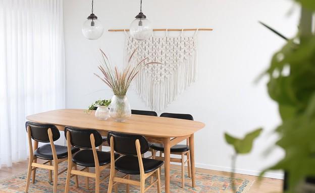דירה בהרצליה, עיצוב עדידה הלבשת בתים, פינת אוכל - 23 (צילום: שי אפשטיין)